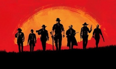 Red Dead Redemption 2, download size, file size, install size, how big, gameplay trailer