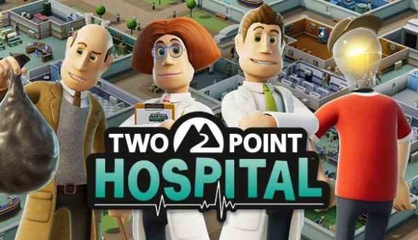 two point hospital, 2018, best strategy games, simulation