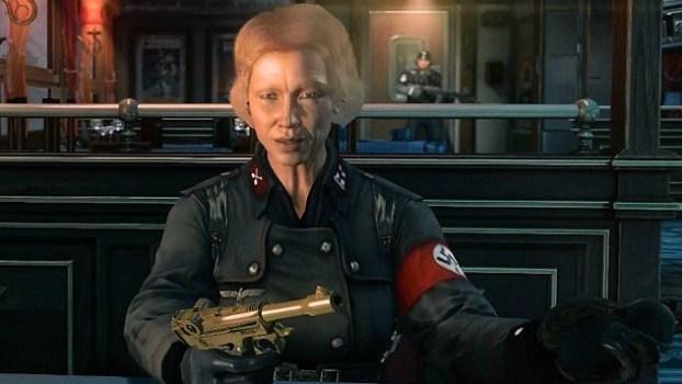 Frau Engel (Wolfenstein)