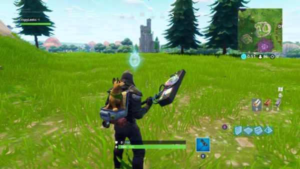 Fortnite Season 6 Timed Trials Locations