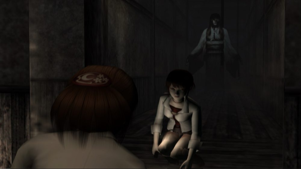 fatal frame, horror games