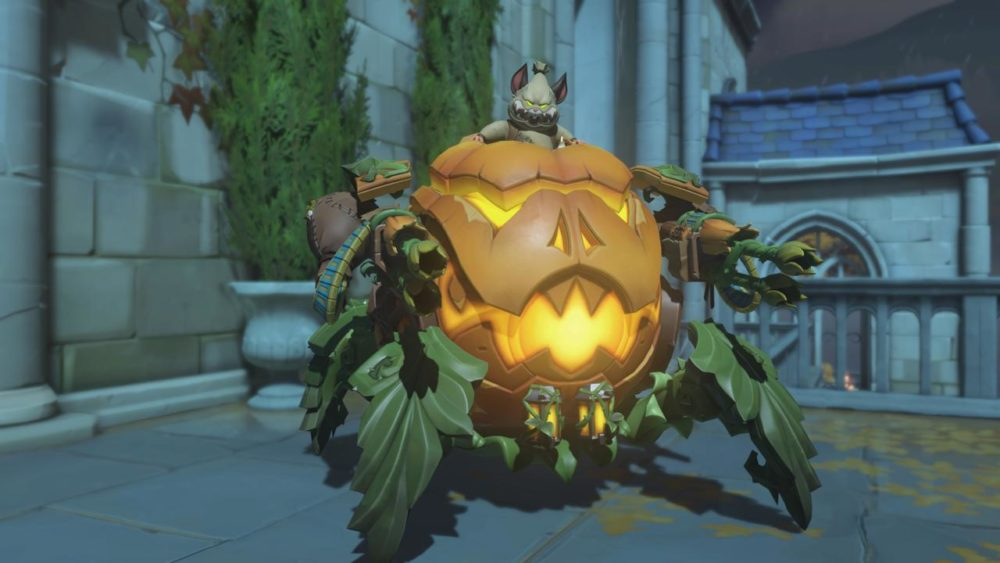 Halloween, overwatch, blizzard, 2018, events, features