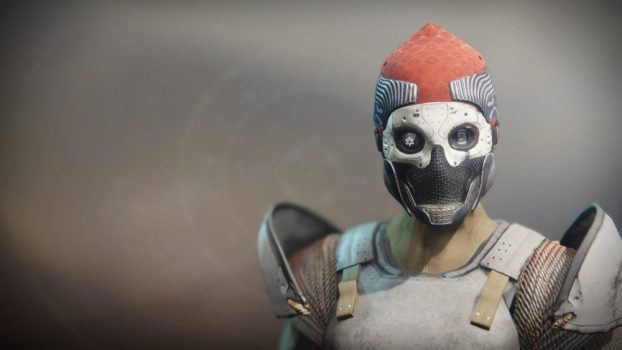 One-Eyed Mask (Titan Helmet)