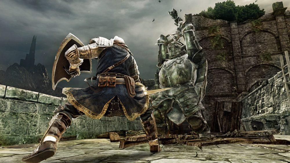 Dark Souls 2, adaptive triggers