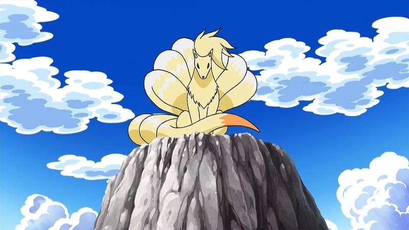 Pokemon Ninetales