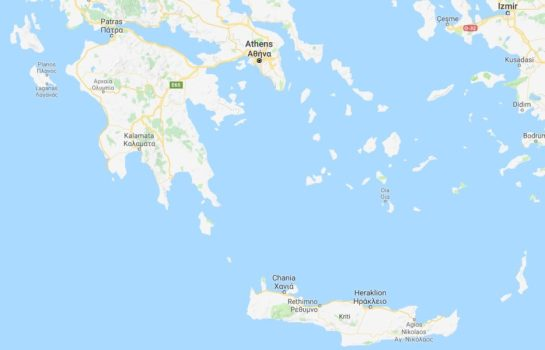 Here's How Big Assassin's Creed Odyssey's Map is Compared to