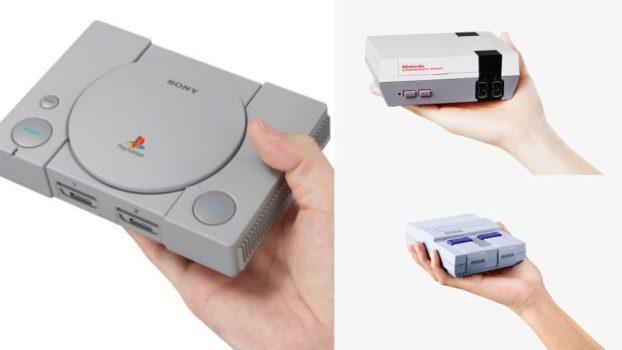 A Classic Console