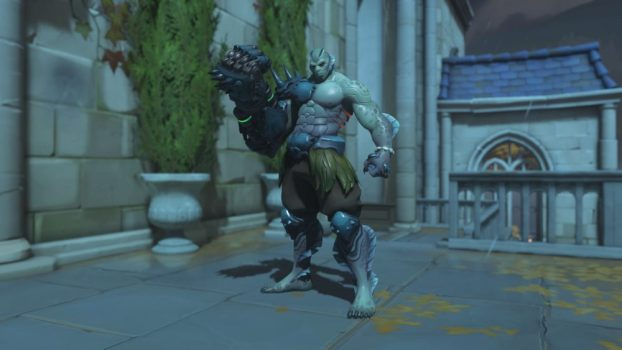 Swamp Monster Doomfist (Legendary)