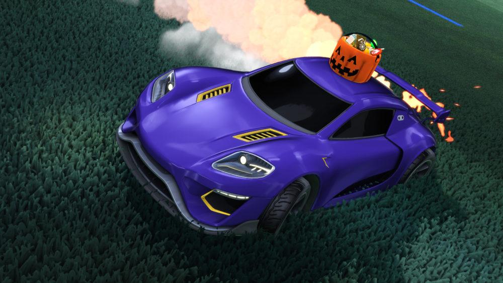 Halloween, events, Rocket League, Psyonix, features
