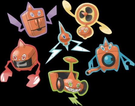 Rotom (All Forms)