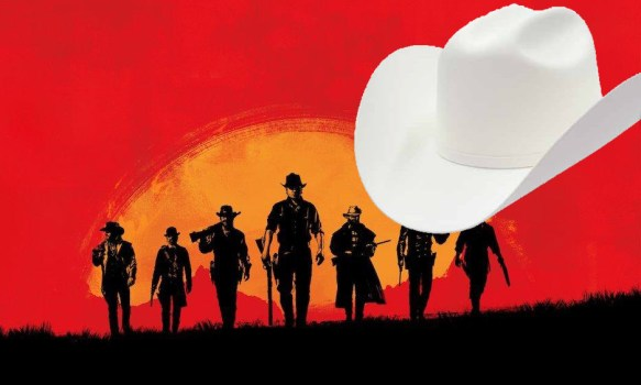 red dead redemption 2 quiz, white hat