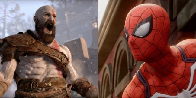 The Best 2018 PlayStation Exclusives