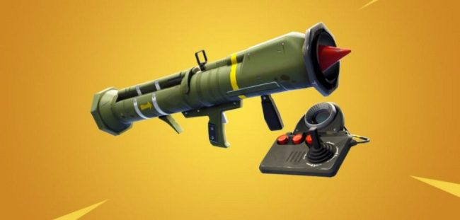 Guided Missile Launcher