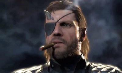 Metal Gear Solid David Hayter