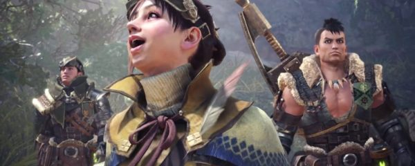 cliches, cliche, monster hunter world, pc, ps4, xbox one, features, video games