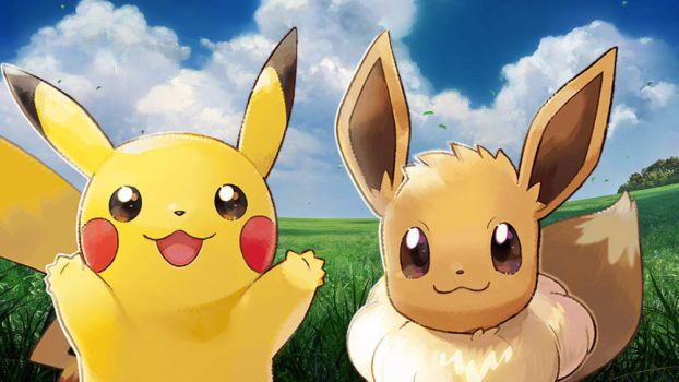 Pokémon: Let's Go Pikachu! and Let's Go Eevee! (Nov. 16)