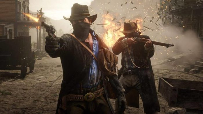 Red Dead Redemption 2, Action Games 2018