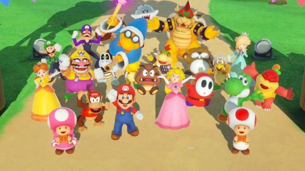 6. Super Mario Party