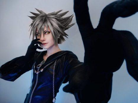 Norted Sora from Kingdom Hearts