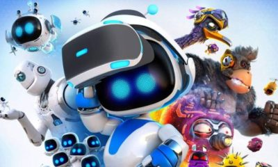Astro Bot Rescue Mission, Astro Bot, PSVR, VR, Sony, PS4