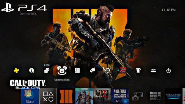 Black Ops 4 Free Theme
