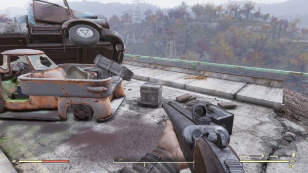 Fallout 76, how to get concrete