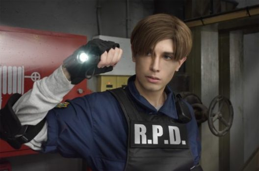 Leon Kennedy from Resident Evil 2