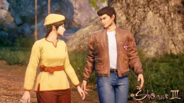 Shenmue III (PS4, PC) - Aug 27
