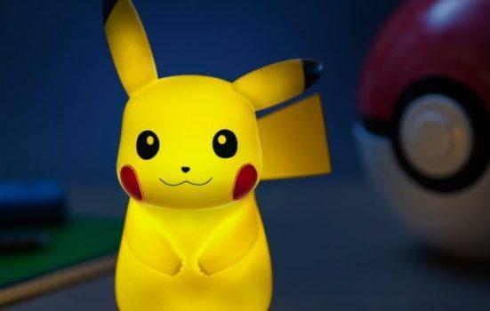 Pikachu Mood Light