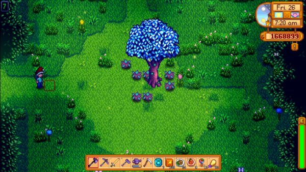 deep woods, mod, stardew valley