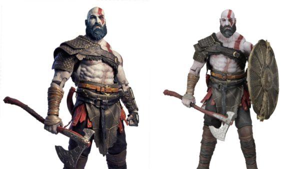 NECA Kratos 18