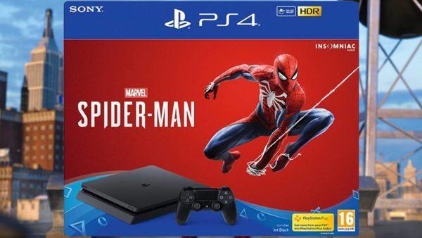 Spider-Man PS4 Bundle
