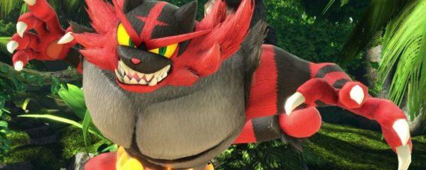 Incineroar, Super Smash Bros. Ultimate, Nintendo Switch