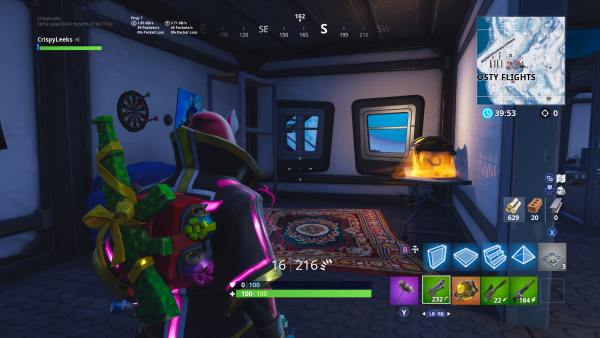 Fortnite Frosty Flights Chest Spawn Locations