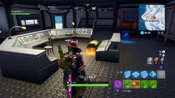 Fortnite Frosty Flights Chests All Frosty Flights Chest Spawn Locations