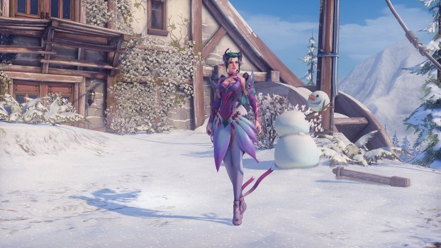 2. Sugar Plum Fairy — Mercy