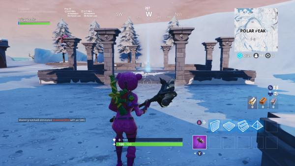 Fortnite Infinity Blade Location, how to get infinity blade in Fortnite