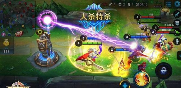 Tencent Games, China