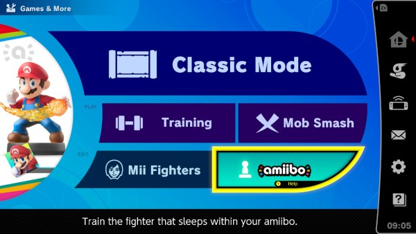smash bros ultimate, how to use amiibo, how to use amiibo in smash bros ultimate