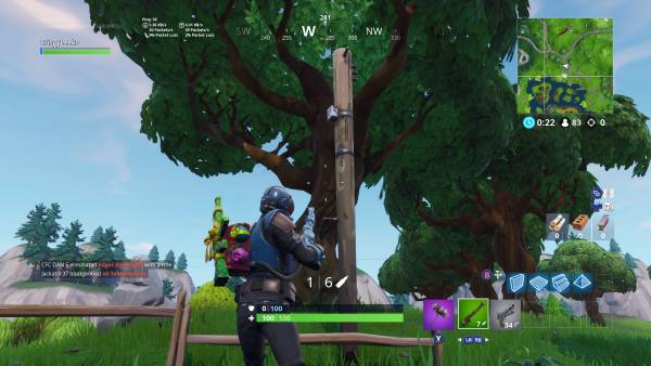 Fortnite Where To Destroy Wooden Utility Poles