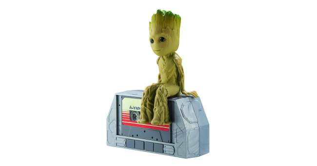 Dancing Groot Speakers