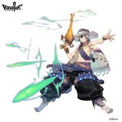 Revolve8, Aladdin