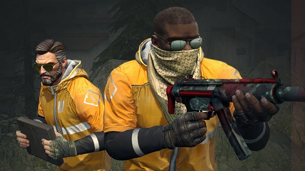 4. Counter-Strike: Global Offensive - 746,548