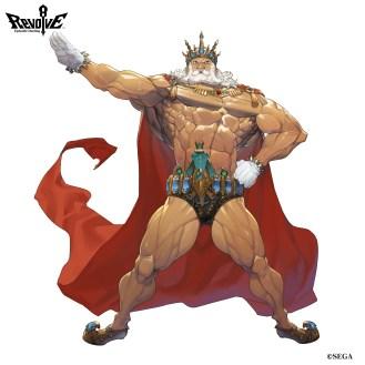Revolve8, Emperor