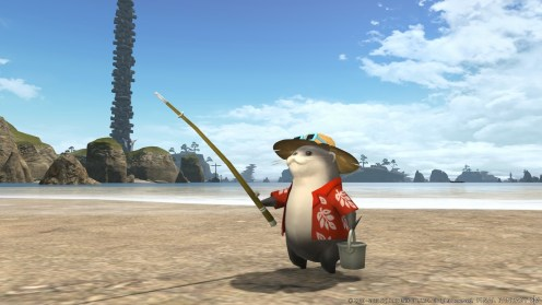 Final Fantasy XIV Screenshots Content and Goodies from