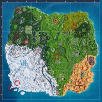 Fortnite Season 7 Forbidden Dance Map