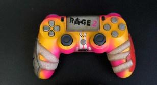 Bethesda Rage 2 Custom Controller