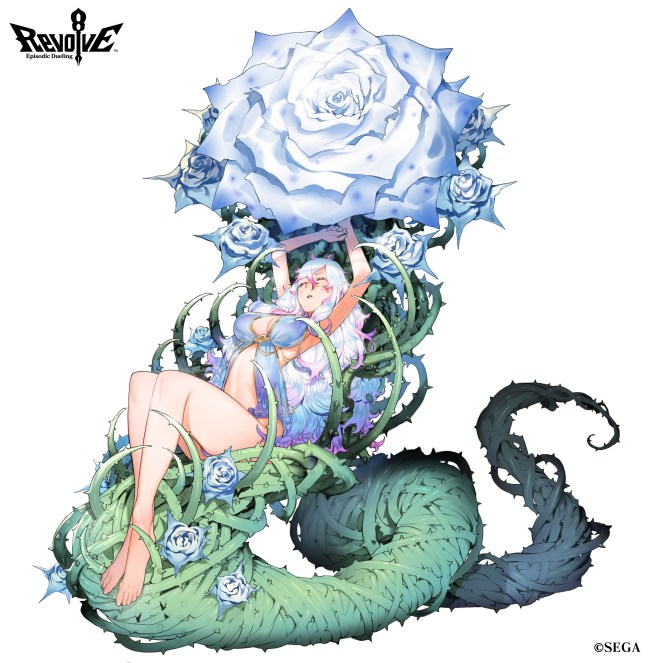 Revolve8, Sleeping Beauty