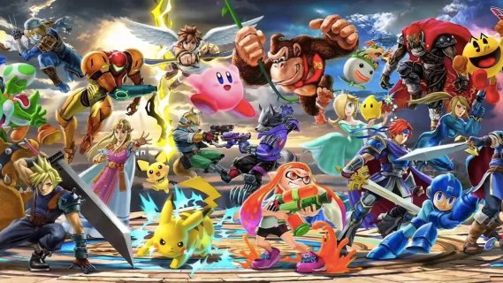 voice chat, smash bros ultimate, Switch games