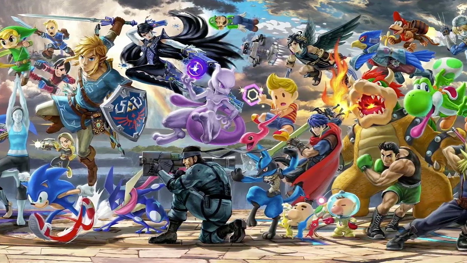 Smash Bros Ultimate Update 1 2 Everything You Need To Know